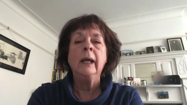 early prison release programme halted after six men freed by mistake england int frances crook interview via internet sot - prison reform stock videos & royalty-free footage