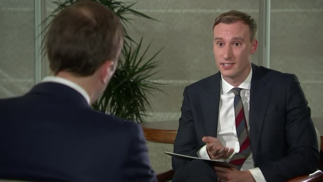 vidéos et rushes de england's care homes to open to visitors 'in next few days' england int matt hancock mp interview sot [re care homes during coronavirus crisis] there... - processus biologique