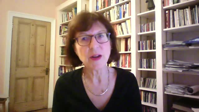 government defends tiered restrictions in face of anger of conservative backbenchers; location unknown : int professor susan michie interview via... - politics点の映像素材/bロール