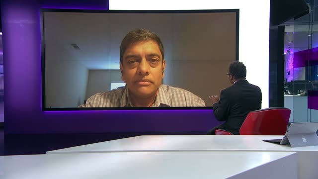 government faces pressure over testing; england: london: gir: int dr rangarajan sampath 2-way interview via internet sot - the internet stock videos & royalty-free footage