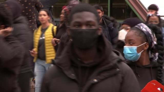 government rejects claims that 'systemic injustice' is behind disproportionate risk of virus for people of bame backgrounds; england: birmingham: ext... - group of people stock videos & royalty-free footage