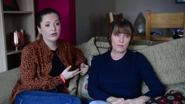 government releases thousands of lowrisk prisoners in effort to slow virus unknown and ryde isle of wight uk sally henry and charlotte henry... - crime and murder stock-videos und b-roll-filmmaterial
