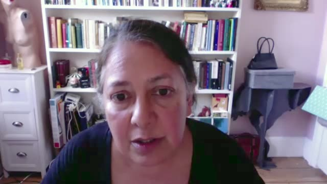government wants civil servants to return to office to set an example to other businesses; location unknown: int sunetra gupta interview via internet... - service stock videos & royalty-free footage