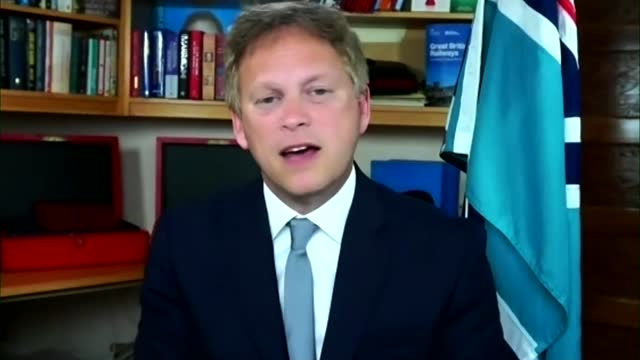 grant shapps interview; part 1 of 3 england: london : int grant shapps mp interview via internet sot q: why did you decide to add so many countries... - add list stock videos & royalty-free footage