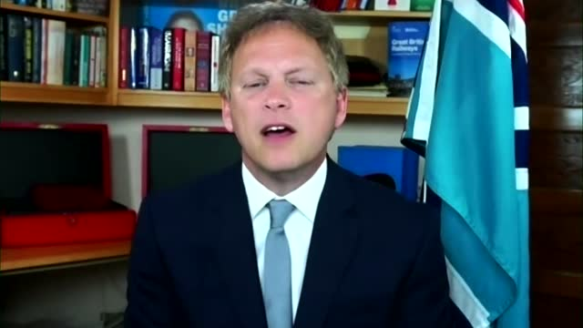 grant shapps interview; part 3 of 3 england: london : int grant shapps mp interview via internet sot q: i would just say that at the moment, there... - add list stock videos & royalty-free footage