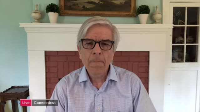 how will the world economy recover: paul romer interview; usa: connecticut: int paul romer live interview via internet sot. cutaways england: london:... - report produced segment stock videos & royalty-free footage