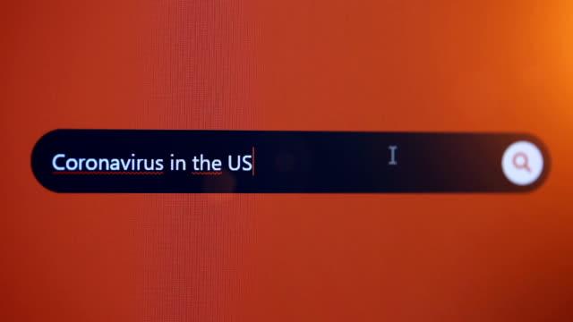 vídeos de stock, filmes e b-roll de coronavírus nos eua - ocidentalização