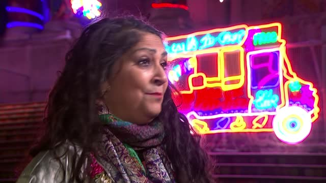 india celebrates diwali virtually england london chila kumari buman interview excerpt sot - south asia stock videos & royalty-free footage