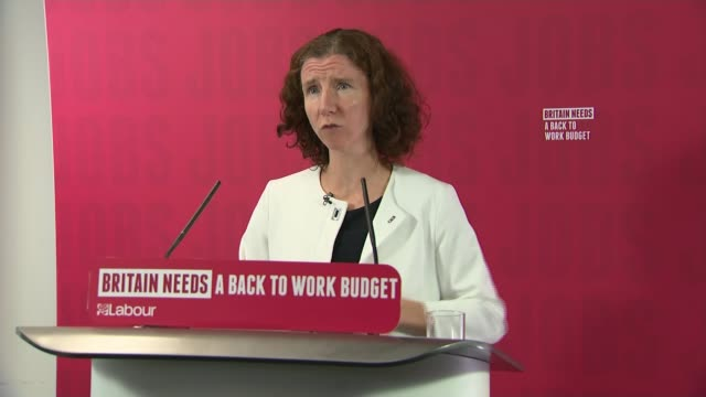 lockdown continues to ease despite warnings of outbreaks england int anneliese dodds mp speaking sot - politics stock-videos und b-roll-filmmaterial