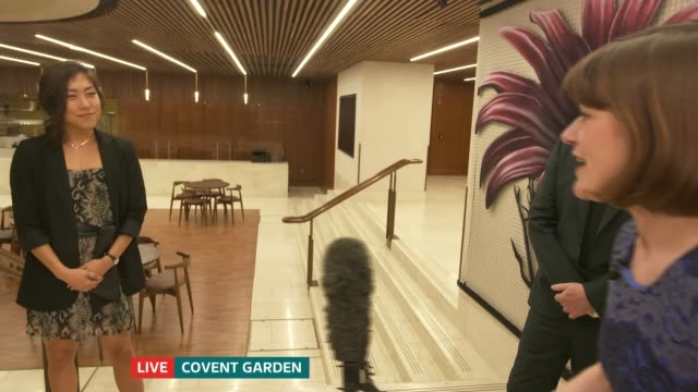 london businesses and venues close their doors with second lockdown looming; england: london: covent garden: int kevin o'hare live interview sot mj... - ominous stock videos & royalty-free footage