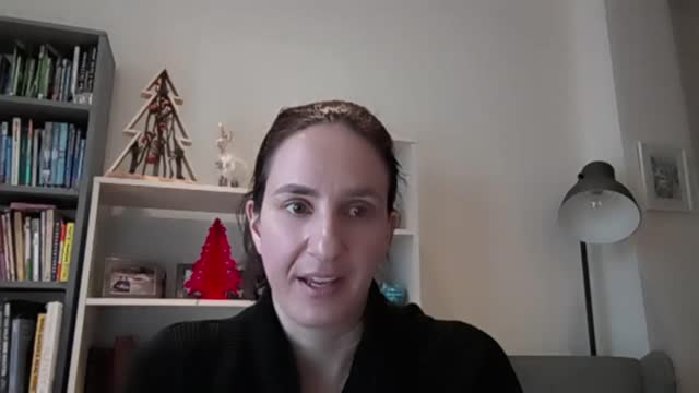stockvideo's en b-roll-footage met new cases in uk continue to rise as doctors warn of hospitals 'at breaking point'; england: london: int professor christina pagel 2 way interview via... - new not politics
