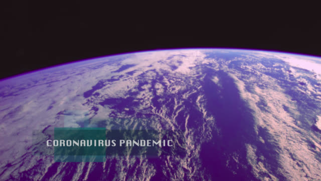 coronavirus pandemic, a background - newsreel stock videos & royalty-free footage