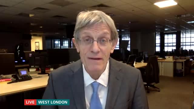 announces vaccine requirement for cruises; england: london: gir: int reporter to camera west london: simon calder live interview sot - itv lunchtime news stock videos & royalty-free footage
