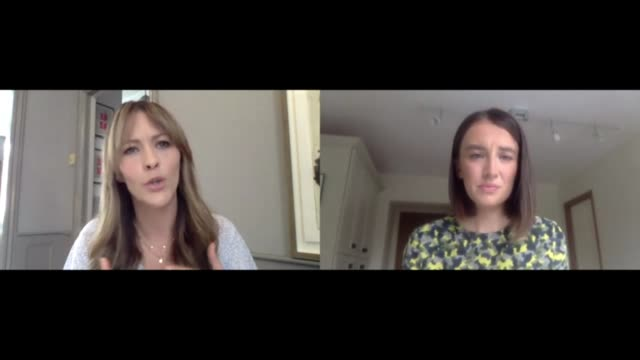 pressures on nhs see increase in women choosing to have miscarriages at home england london int zara dawson interview via internet sot - human fertility stock videos & royalty-free footage