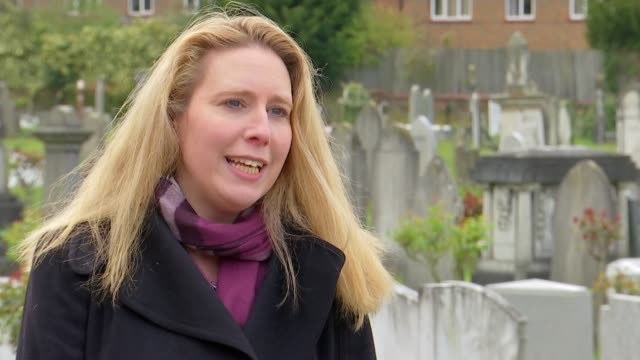 rabbi officiates online funeral for her own grandfather england london ext rabbi miriam berger interview sot - grandfather stock videos & royalty-free footage