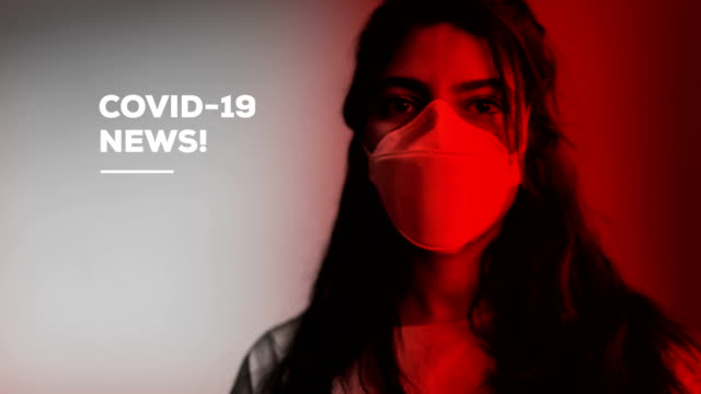 coronavirus, sars-cov-2, covid-19, 2019 ncov breaking news background - westernisation stock videos & royalty-free footage
