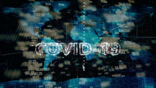 covid-19 coronavirus title animation - disease vector stock videos & royalty-free footage