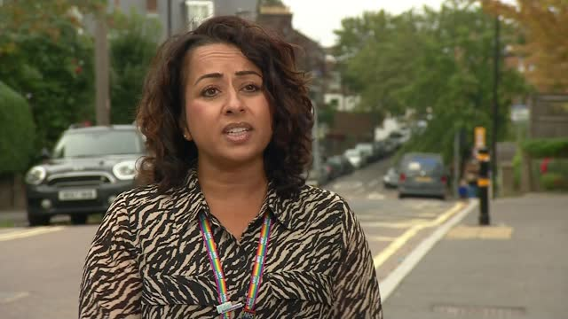 vaccine rollout for children aged between 12 and 15 begins in england; england: ext dr nikki kanani interview sot - itv news at ten stock videos & royalty-free footage