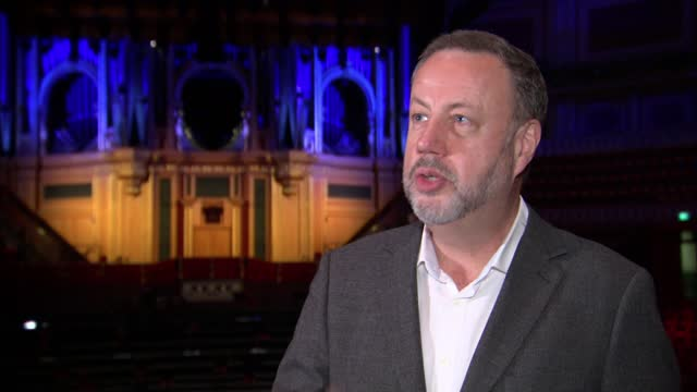venue owners say they won't survive until june unless they get more support; england: london: royal albert hall: int various shots of royal albert... - royal albert hall stock videos & royalty-free footage