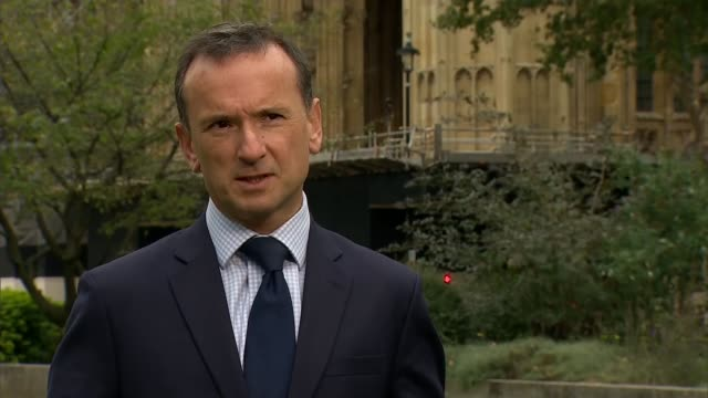 welsh first minister announces travel ban on people travelling from areas of uk with high levels of virus; monmouth and westminster, london, uk; mark... - typisch walisisch stock-videos und b-roll-filmmaterial