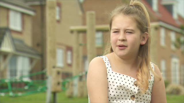 young carers isolated and stressed by coronavirus lockdown; england: north yorkshire: whitby: ext ellie horton speaking to camera about he care role... - emotional stress stock videos & royalty-free footage