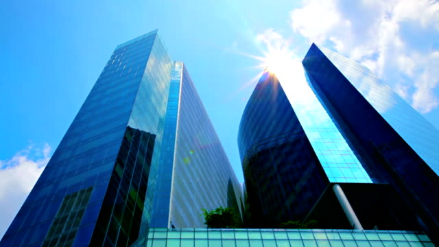corporate buildings - building activity stock videos & royalty-free footage