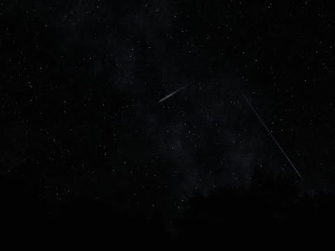 correct view, meteor shower - meteor shower stock videos and b-roll footage