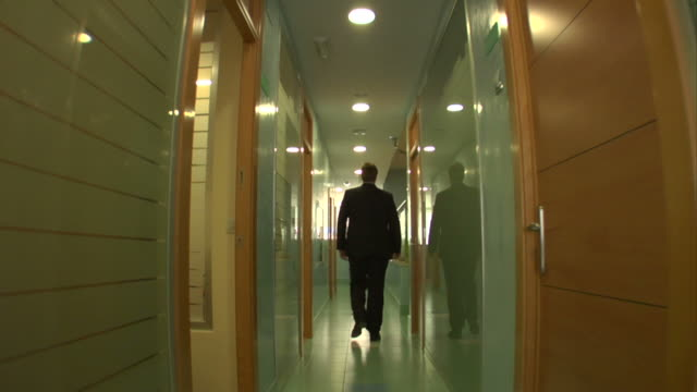 Corridor walk