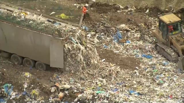 Police issue CCTV footage of potential witnesses LIB / 632017 Cambridgeshire Lorry dumping waste at landfill site where police searched for the body...