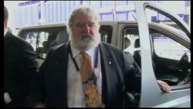 sepp blatter reelected zurich ext chuck blazer out of car - fifa stock videos and b-roll footage