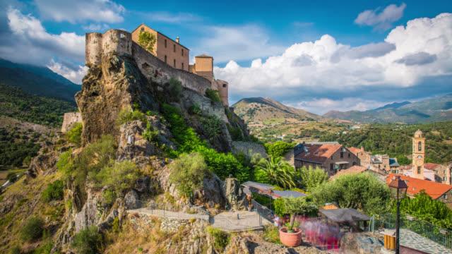 stockvideo's en b-roll-footage met time lapse: corte citadel - kasteel
