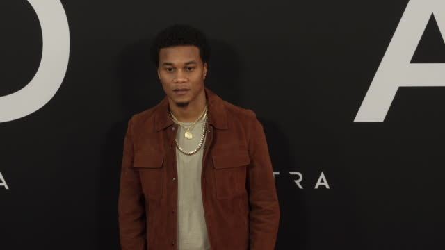 cory hardrict at the ad astra special screening at arclight cinerama dome on september 18 2019 in hollywood california - cinerama dome hollywood stock videos & royalty-free footage