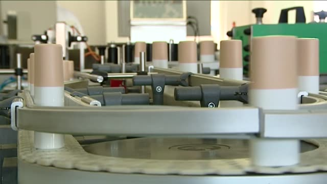cosmetics production line - personal hygiene product stock videos & royalty-free footage
