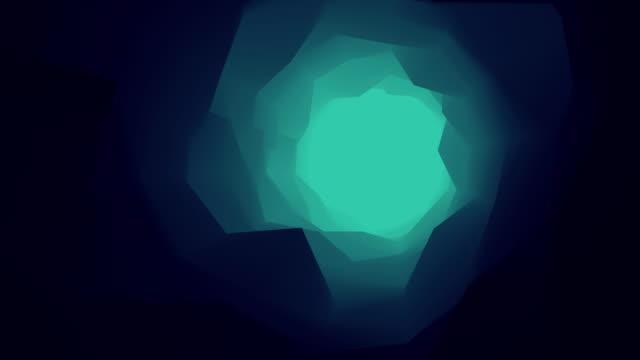 vídeos de stock, filmes e b-roll de túnel de wormhole cósmico - time lapse de movimento rápido