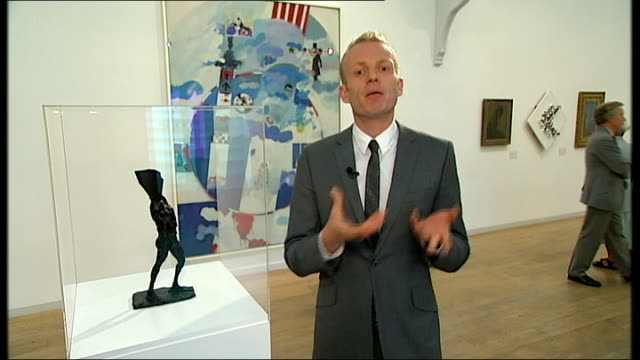 Cosmonaut Yuri Gagarin to be honoured with statue in London Reporter to camera
