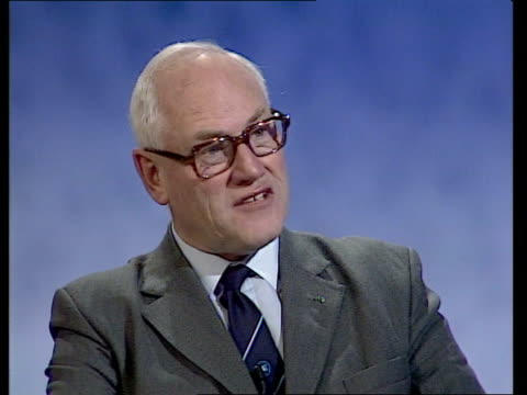 england london itn geoffrey perry interview sof y'see eventually mission - itv news at ten stock videos & royalty-free footage