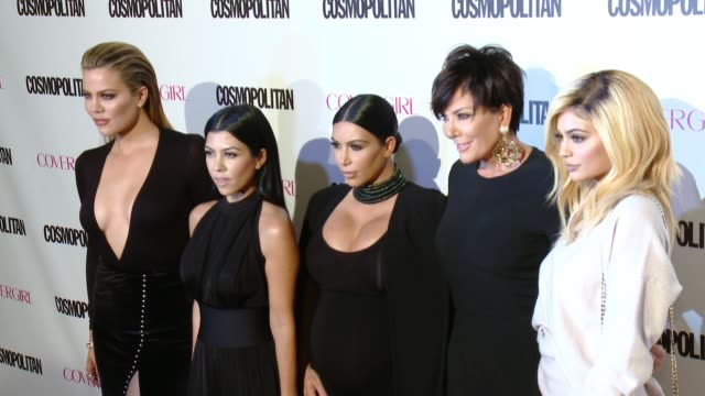 cosmopolitan magazine's 50th birthday celebration in los angeles, ca 10/12/15 - 2015 stock videos & royalty-free footage