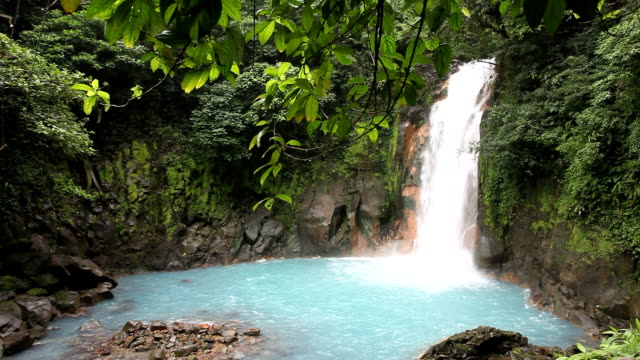 costa rica, nature and parks - costa rica stock videos & royalty-free footage