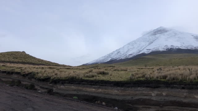 cotopaxi highlands - paramo stock videos and b-roll footage