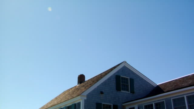 MS, TD, Cottage house, North Truro, Massachusetts, USA