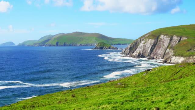 Coumeenoole Bay, Dunmore Head And Blasket Islands (Dingle)