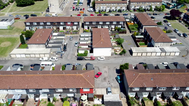 council estate - city life stock videos & royalty-free footage