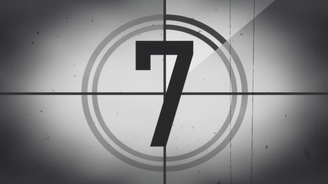 countdown animation - 1950 stock videos & royalty-free footage