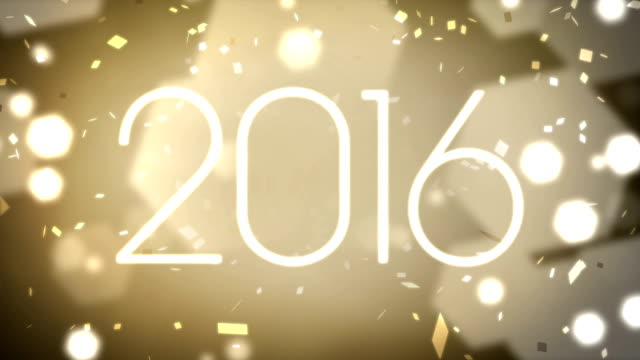 countdown bis 2016 - 30 seconds or greater stock-videos und b-roll-filmmaterial