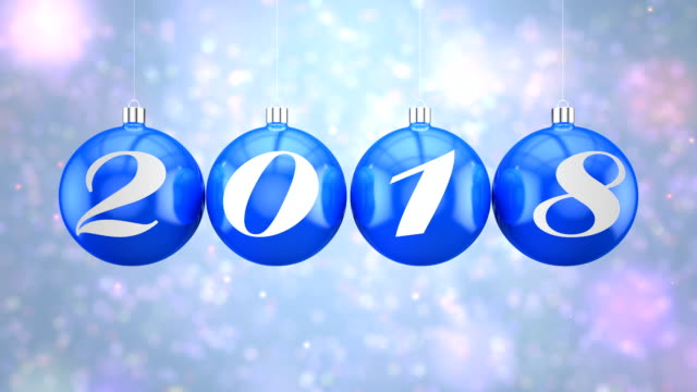 Countdown to New Year, 2018