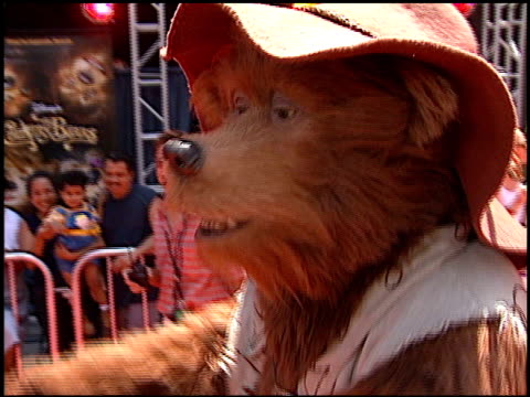Country Bears at the Premiere of 'The Country Bears' at the El Capitan Theatre in Hollywood California on July 21 2002