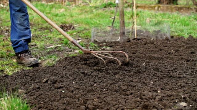 スローモーション: 国の農家 - ヒルビリー点の映像素材/bロール