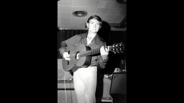 country singer/songwriter willie nelson performs onstage at the palomino club on may 8, 1970 in los angeles, california. - willie nelson stock-videos und b-roll-filmmaterial