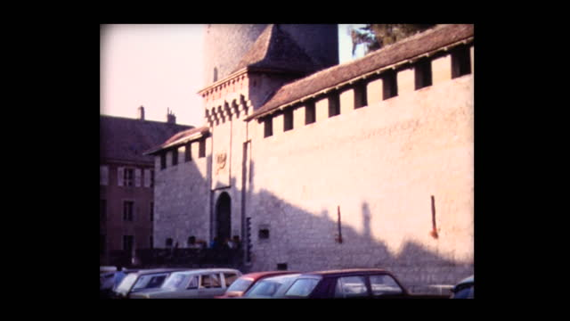 1971 countryside in mannheim, germany - rural scene stock videos & royalty-free footage