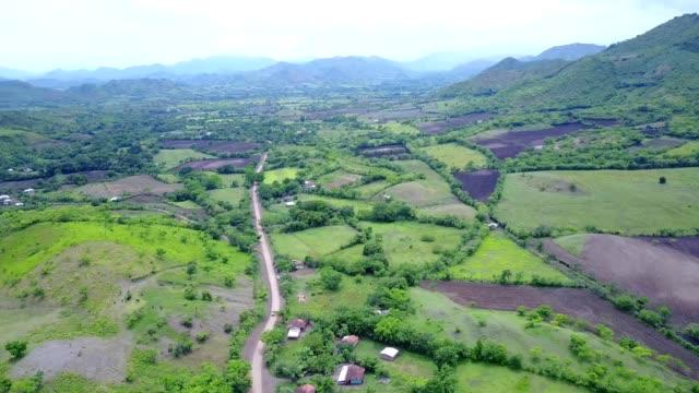 Countryside of San Francisco De La Paz Olancho Honduras
